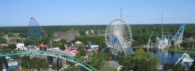Darien Lake Resort Official Page
