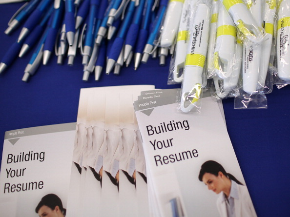 Building Your Resume (Getty)