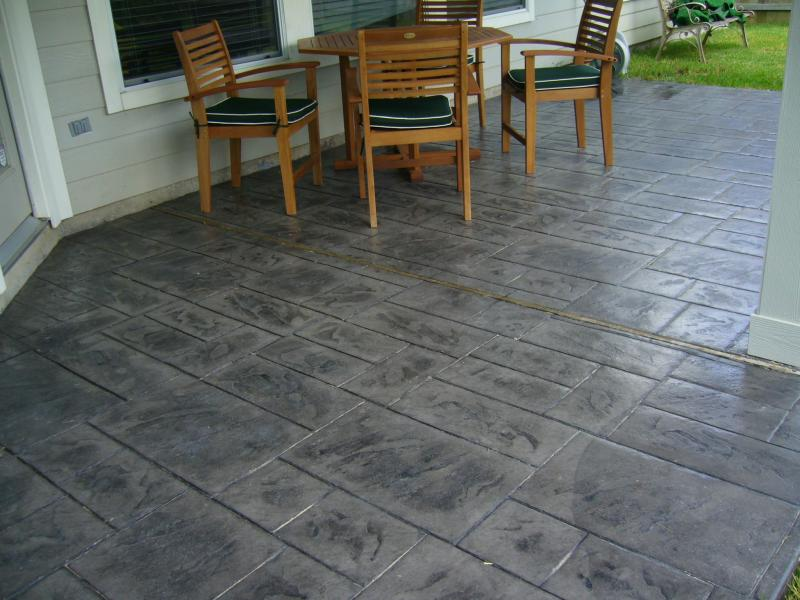 Why Have The Same Old Walkway? Try Stamped Concrete!
