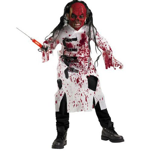 naughty super scary halloween costumes for kids are showing up on store shelves are these too much pictures