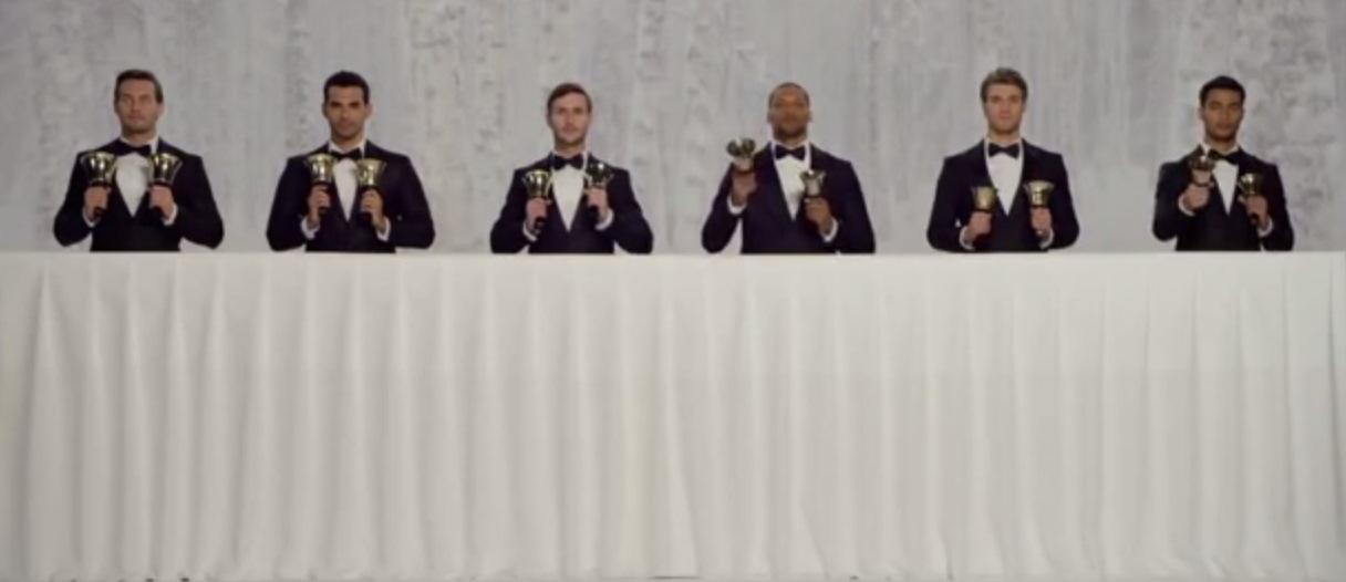 "Watch Joe Boxer\'s ""Jingle Bells"" Commercial For K-Mart [VIDEO]"
