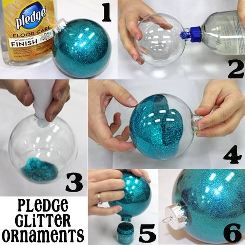 6 Easy Steps To Homemade Christmas Ornaments